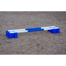 Pair Parallel Blocks & 2 x 3 Band Poles