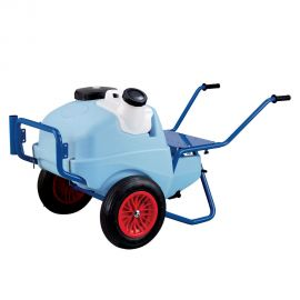 130L Push Along Sprayer - 7.5L/min 60Psi - comes as standard