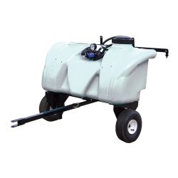 60L Pro Zero-Turn Sprayer - 19L/min Pump