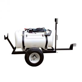 150L Trailer Sprayer 19L/ min Pump
