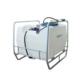 300L Skid Sprayer with 11.4 L/min Pump