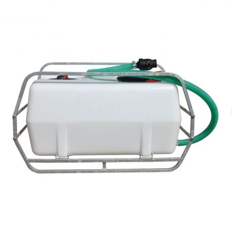 400L Skid Mounted Water Bowser