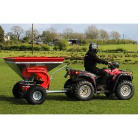 350kg Pro Spreader - Assembled with Disengage Lever