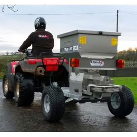 130L True Grit Salt Gritter - Towed