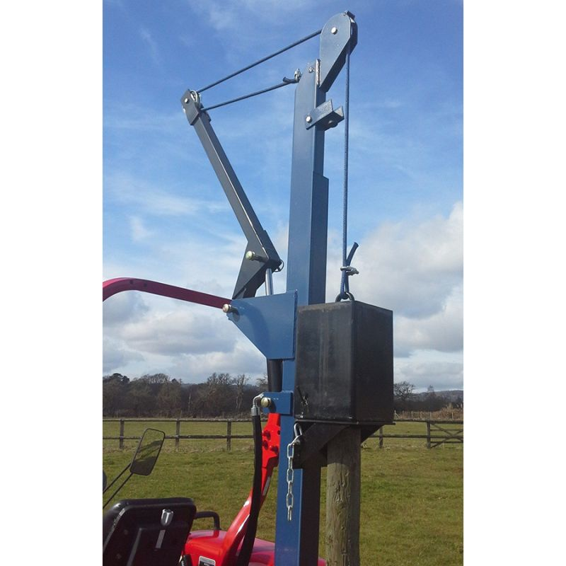 Box Jumps For Sale >> Farming Post Knocker - Horse Jumps For Sale