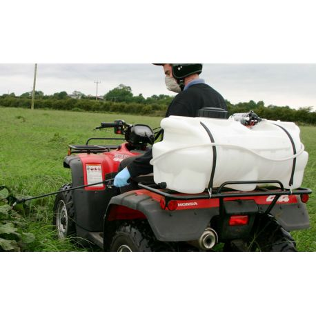 60L ECO SPRAY' ATV Sprayer with Drain Bung Only and Ring Terminal for ATV