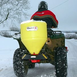 ATV Mounted Salt Spreader 50kg