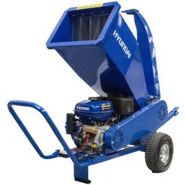 14hp Petrol Wood Chipper/Shredder/Mulcher