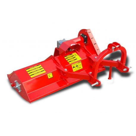 1.06m Italian Offset (Side Shift) Flail Mower