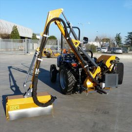 T-320A Hedge Cutter 3.2m Reach - Flail Head