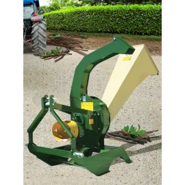 Bio Shredders with Gravity Feed - R95T PTO Driven
