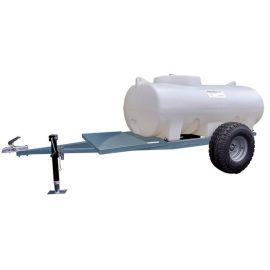 1500L Site Tow Trailer Mounted Water Bowser - Single Axle