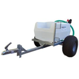 200L Site Tow Trailer Mounted Water Bowser - Single Axle