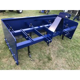 "Extreme Duty Grader Box 6ft Wide (72"")"