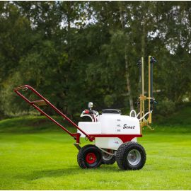 60L Pedestrian Scout Sprayer - 3 wheels