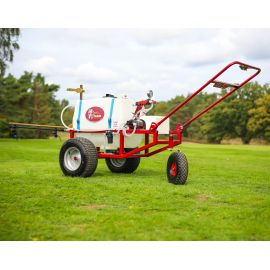 90L Pedestrian Ely Sprayer - 3 wheels