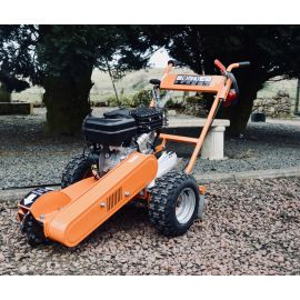 Rock Mini 6.5HP Stump Grinder