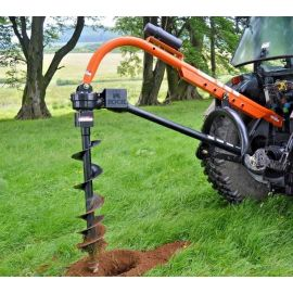 Tractor Mounted PTO Hole Borer Auger