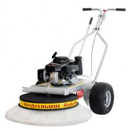 Westermann Honda GCV 160 Tennis Court Brush