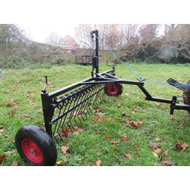 "Hay Rake with 19 Tines, working width 2000mm (79"")"