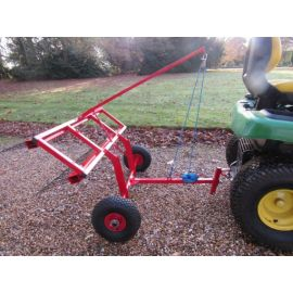 Pea Shingle Rake PSR