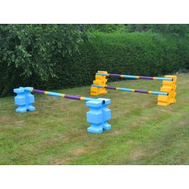 Junior Jump Club Set - 2 Fence