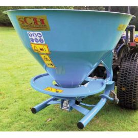 270L Powered Fertiliser Broadcaster