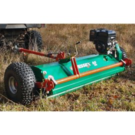 1.2m AFR-120 Contractor Series Flail Mower with Heavy-duty Blades and 23hp V-Twin B&S Engine