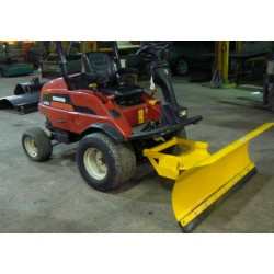 Lawnmower or Compact Tractor Plough