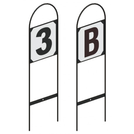 Show Jump Markers (1-12)