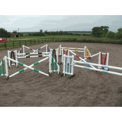 Pony Club County Course A  (10' Wide)