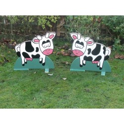 Pair of Spooky Cow fillers
