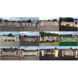 BSJA Set of 12 Premium Jumps