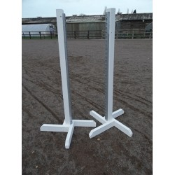 BSJA Upright stands (Pair)