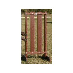 Euro Wing 5ft (Pair) Rustic