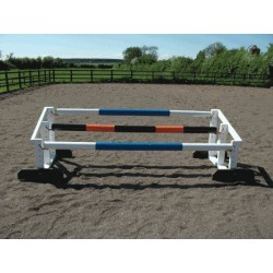 Show Jumps - Spread Wings ( Pair) - Rustic & Painted