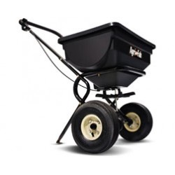 85 lb Push Broadcast Spreader