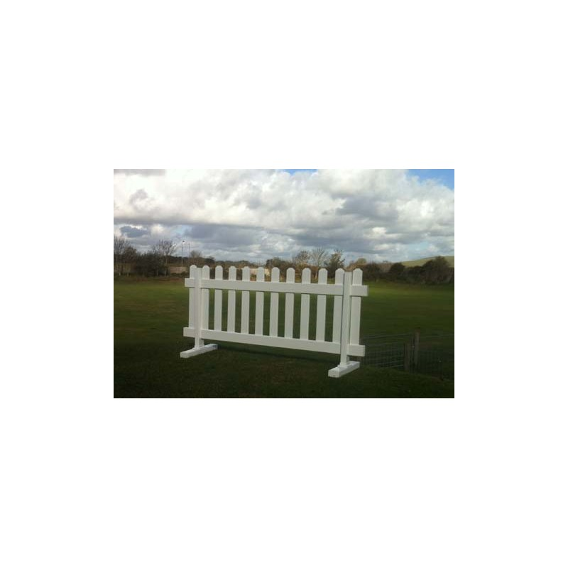 Box Jumps For Sale >> Temporary Picket Fence- 6ft wide x 3ft high