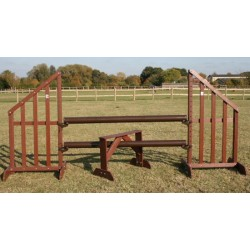 Working Hunter Stile Fence Set