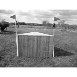 "Cross Country Jumps - ""Wedge"