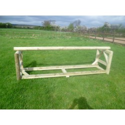 "Cross Country Jumps - ""Trakehner"