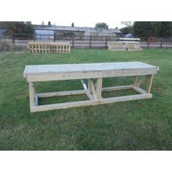 "Cross Country Jumps - ""Butchers Table"