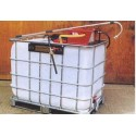 Skid Mounted 600L Basket Waterer with Electric Pump - SCH 3100