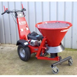 Hydraulic Rotary Spreader Machine