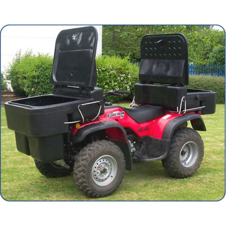 JFC ATV-CBD , ATV Carrier Box Open 200Ltr