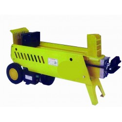 Horizontal Electric Log Splitter