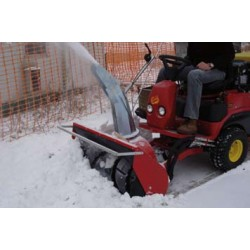 Cerruti Compact Two Stage Snow Blower HYDRAULICALLY DRIVEN