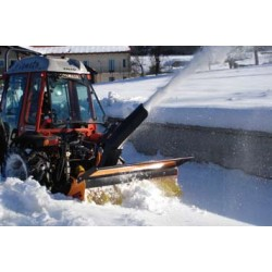Cerruti Compact Plus Two Stage Snow Blower PTO DRIVEN