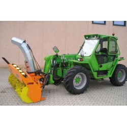 Cerruti Grande Two Stage Snow Blower HYDRAULICALLY DRIVEN
