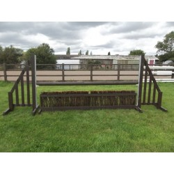 BSJA Show Jumps - Brush Filler Rustic Set